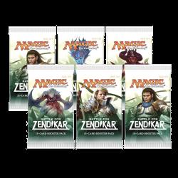 Kampf um Zendikar Booster Six Pack (6x)