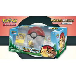 Pokemon - Collection Poké Ball - Pikachu et Évoli