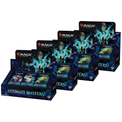 Ultimate Masters Booster Case (4x Booster Box)