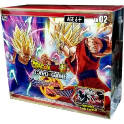 Dragon Ball Super - Themed Booster Box - World Martial Arts Tournament