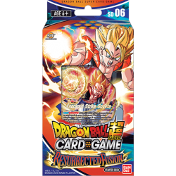 Dragon Ball Super - Deck De Démarrage 6 - Resurrected Fusion