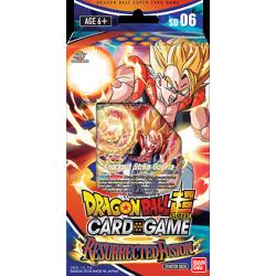 Dragon Ball Super - Deck De Démarrage 6 - Resurrected Fusion