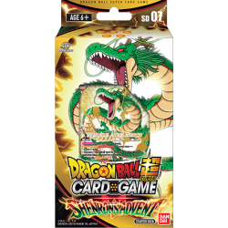 Dragon Ball Super - Deck De Démarrage 7 - Shenron's Advent