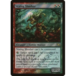 Vexing Shusher - Launch Promo