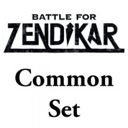 Battle for Zendikar: Common Set