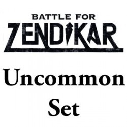 Battle for Zendikar: Uncommon Set