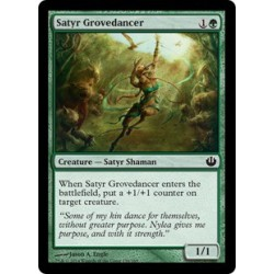 Satyr Grovedancer