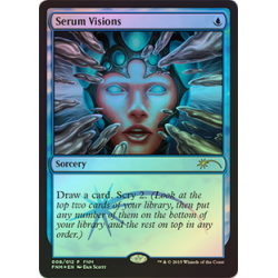 Serum visions (FNM)