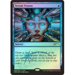 Visionen nach Serumsgenuss (FNM)