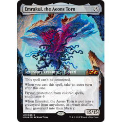 Emrakul, the Aeons Torn - Ultimate Box Topper