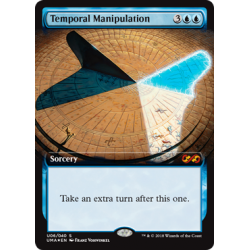 Temporal Manipulation - Ultimate Box Topper