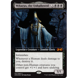 Mikaeus, the Unhallowed - Ultimate Box Topper
