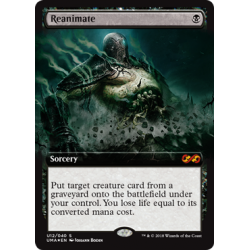 Reanimate - Ultimate Box Topper
