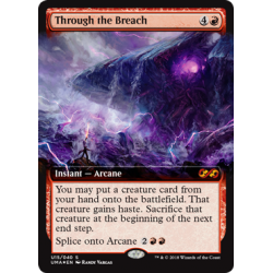 Through the Breach - Ultimate Box Topper