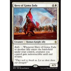 Hero of Goma Fada