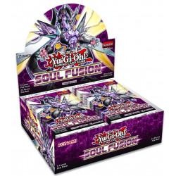 Yu-Gi-Oh! - Boîte de Boosters La Fusion de l'Âme