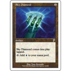 Diamant du ciel