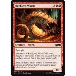 Reckless Wurm - Foil