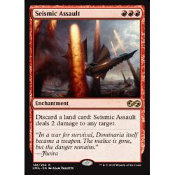 Seismic Assault - Foil