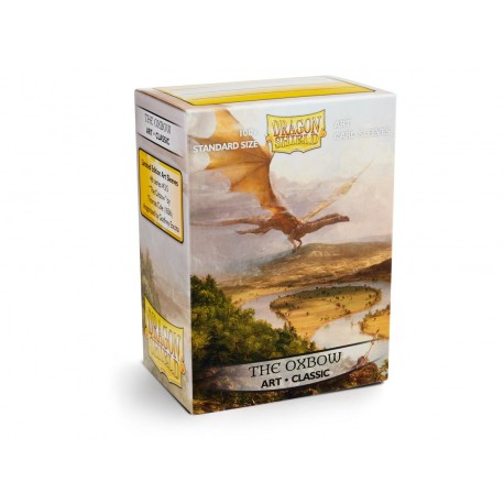 Dragon Shield - Art Sleeves, 100ct