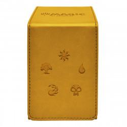 Ultra Pro - Alcove Flip Box - Gold