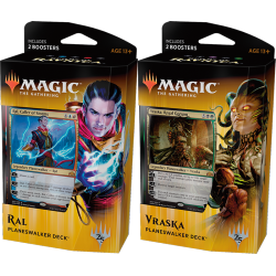 Guilds Of Ravnica Planeswalker Deck Set (both decks)