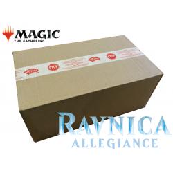 Carton L'allégeance de Ravnica (6x Boite de Boosters)