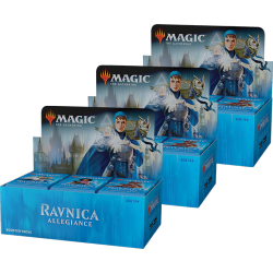 Box di Buste Fedeltà di Ravnica Lot (3x Booster Box)