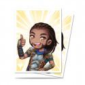 Ultra Pro - Chibi Collection 100 Sleeves - Gideon - Good Job!