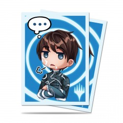 Ultra Pro - Chibi Collection 100 Sleeves - Jace - Sigh...