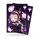 Ultra Pro - Chibi Collection 100 Sleeves - Liliana - Talk To The Hand