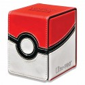 Ultra Pro - Alcove Flip Box - Pokémon Poke Ball