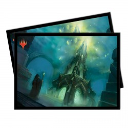 Ultra Pro - Ultimate Masters 100 Sleeves - Mana Vault