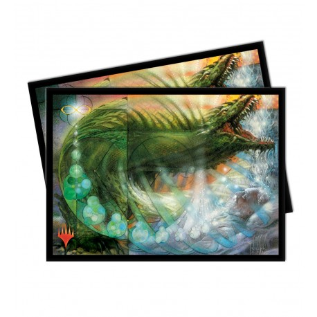 Ultra Pro - Ultimate Masters 100 Sleeves - Pattern of Rebirth