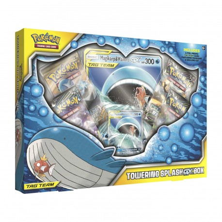 Pokemon - Towering Splash-GX Box