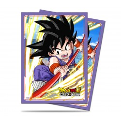 Ultra Pro - Dragon Ball Super 65 Sleeves - Explosive Spirit Son Goku