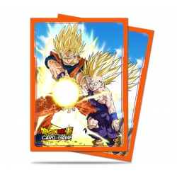 Ultra Pro - Dragon Ball Super 65 Sleeves - Father-Son Kamehameha