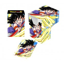 Ultra Pro - Dragon Ball Super Deck Box - Explosive Spirit, Son Goku