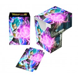 Ultra Pro - Dragon Ball Super Deck Box - God Charge Vegeta
