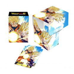 Ultra Pro - Dragon Ball Super Deck Box - Father-Son Kamehameha