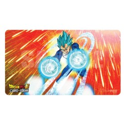 Ultra Pro - Dragon Ball Super Playmat with Tube - Universe 7 Saiyan Prince Vegeta