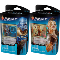 Ravnica Allegiance Planeswalker Deck Set (both decks)