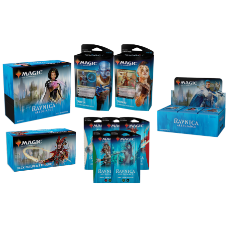 Ravnica Allegiance Complete Pack XL