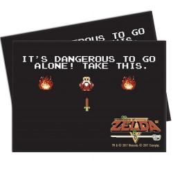Ultra Pro - Zelda 65 Sleeves - Dangerous