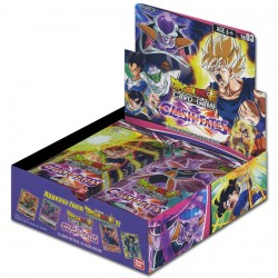 Dragon Ball Super - Themed Booster Box 3 - Clash Of Fate