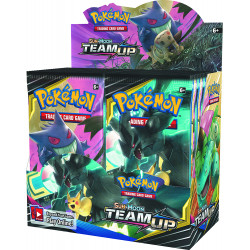 Pokemon - SM9 Gioco di Squadra Booster Display (36 Boosters)