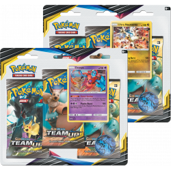 Pokemon - SM9 Tripack Duo de Choc - Bundle (Deoxys + Ultra Necrozma)