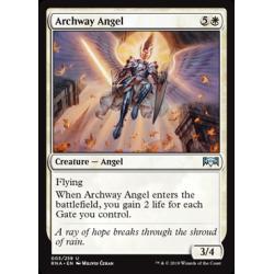 Ange de l'arche