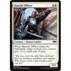 Haazda Officer