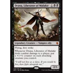 Drana, Liberatrice di Malakir